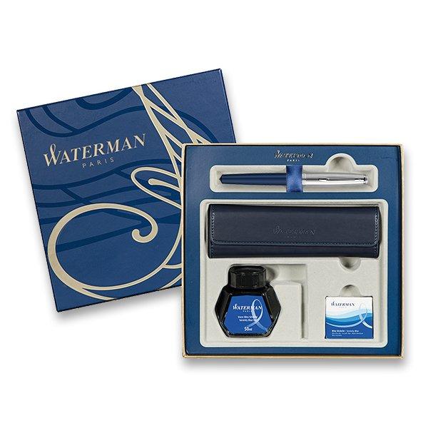 Waterman Embleme Blue CT - sada
