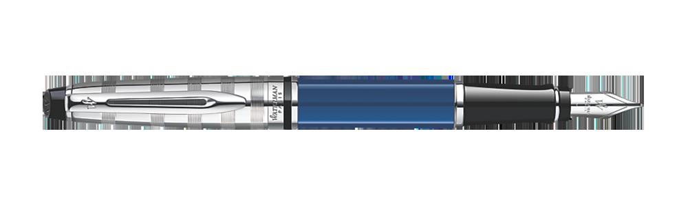 Waterman Expert Deluxe Blue CT