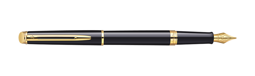 Waterman Hemisphere Laque Black GT