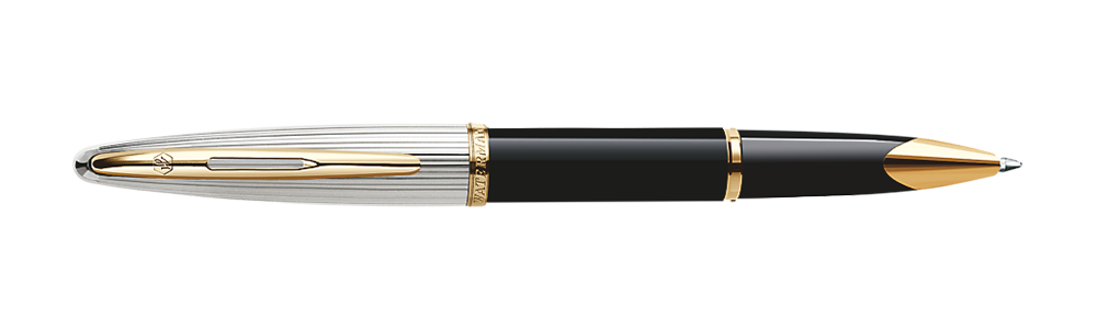 Waterman Carene De Luxe Black GT