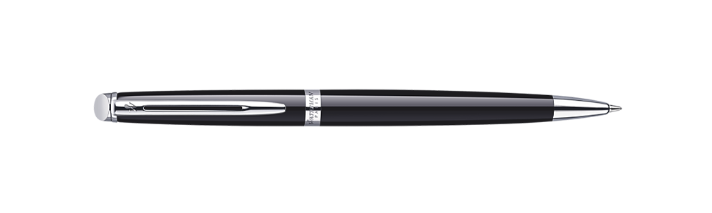 Waterman Hemisphere Laque Black CT