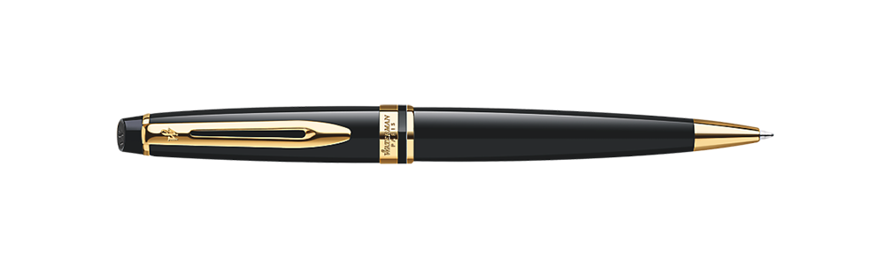 Waterman Expert Black GT