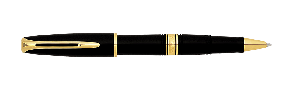 Waterman Charleston Ebony Black GT