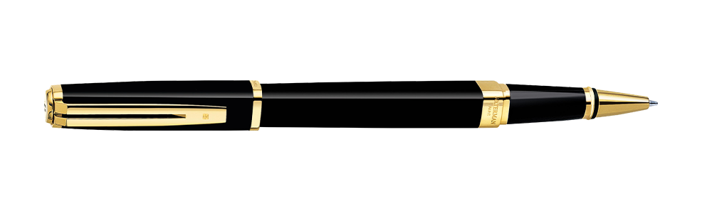 Waterman Exception Slim Black GT