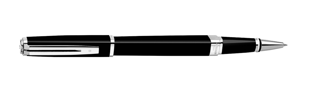 Waterman Exception Slim Black ST