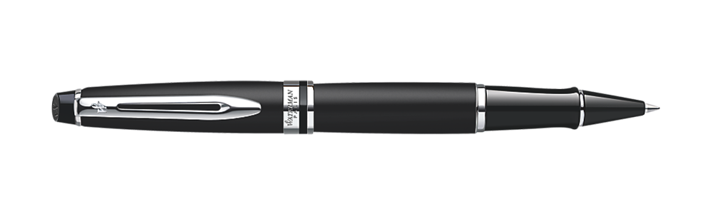 Waterman Expert Matt Black CT