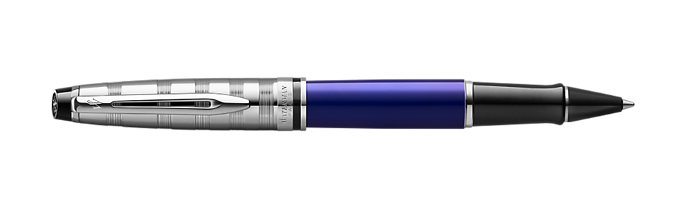 Waterman Expert Deluxe Dark Blue CT