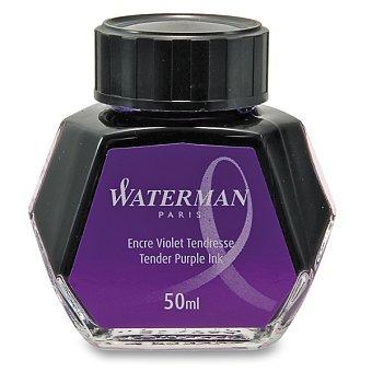 Lahvičkový inkoust fialový