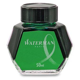 Lahvičkový inkoust zelený