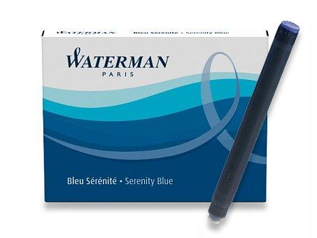 Inkoustové bombičky modré