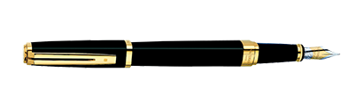Waterman Exception Ideal Black GT