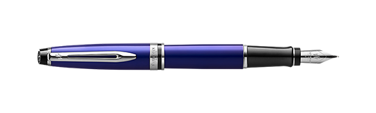Waterman Expert Dark Blue CT