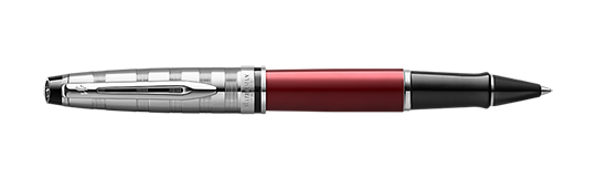 Waterman Expert Deluxe Dark Red CT
